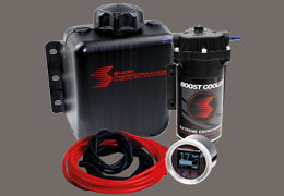 Boost Cooler Water Injection kits by Snow Performance