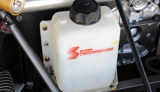 Boost Cooler Water Injection - Tank