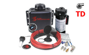 Boost Cooler Systeme für Turbo Diesel, Boost Cooler Wassereinspritzung von Snow Performance Europe