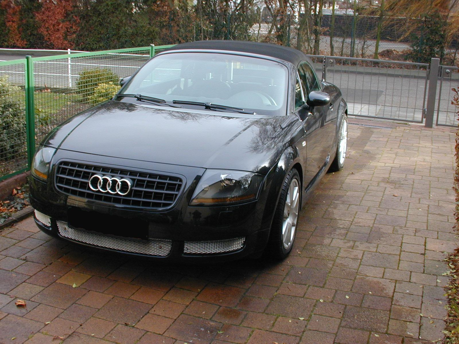 Engine Tuning With Water Injection Audi Tt 18t 8n3 Water Injecti