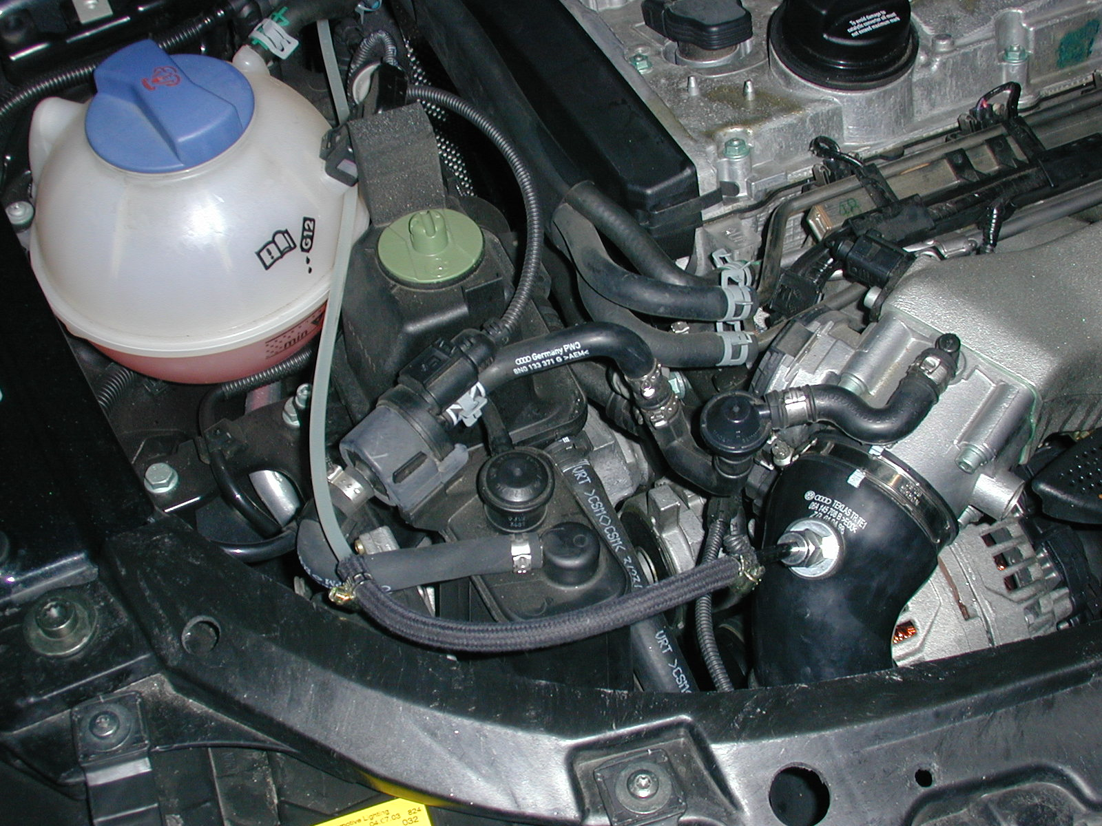 Water Injection Audi Tt 1 8t 8n Water Injection