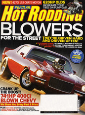 Popular Hot Rodding