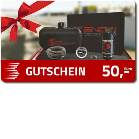 Snow Performance Gift Card 50 Euro