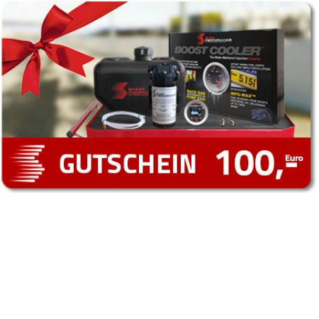 Snow Performance Gift Card 100 Euro