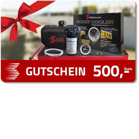Snow Performance Gift Card 500 Euro