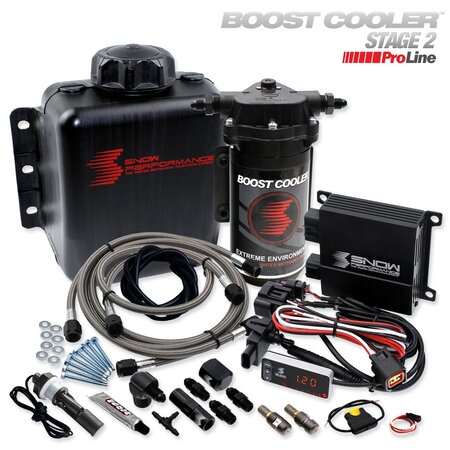 Boost Cooler Stage 2 Water Injection - ProLine