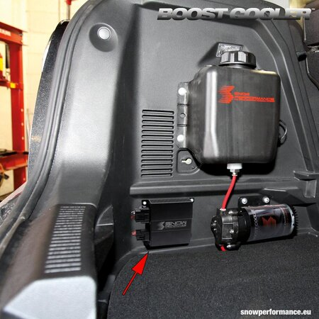 Boost Cooler Stage 2 TD Water Injection - ProLine